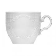 Чашка чайн.высокая «Моцарт», фарфор, 250мл, белый