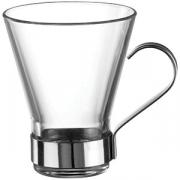 Чашка чайная с метал.подстакан. «Эпсилон»