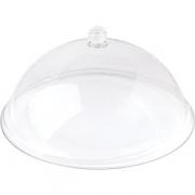 Крышка для тарелки; поликарбонат; D=20см