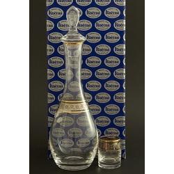 Подарочный набор для ликера (графин+6 стаканов)