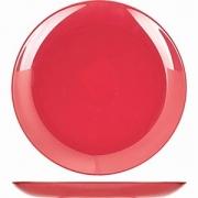 Тарелка «Арти» D=20см; красный