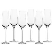 Набор: 6 бокалов для шампанского Experience
