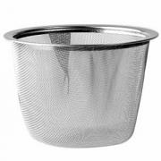 Сито для чайника сталь нерж.; D=8,H=2.5,L=12,B=12см; металлич.