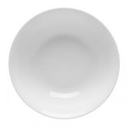 Салатник «Это», фарфор, 700мл, D=230,H=65мм, белый