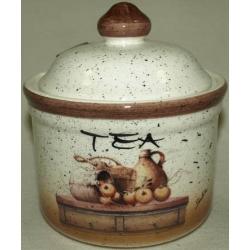 Банка для чая «Кухня» 0,5 л
