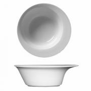 Салатник «Орбита», фарфор, 260мл, D=155,H=45мм, белый