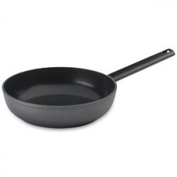 Сковорода глубокая с антипригарным покрытием, dia 24 см, литой алюминий