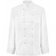 Куртка поварская разм. XL без пуклей полиэстер, хлопок