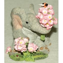 Статуэтка «Букет цветов»