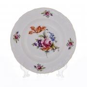 Набор глубоких тарелок 23 см. 6 шт. «Полевой цветок 5309011»