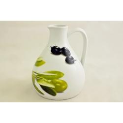 Бутылка для масла «Олива» 0,65 л