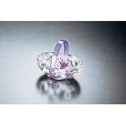 Корзиночка 14*12,5 см фиолетовая «Вайнери»