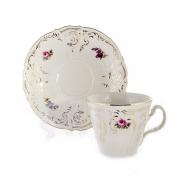Набор для чая 240мл. на 6перс.12пред «Бернадотт Ивори»