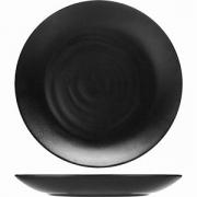 Тарелка D=25.6, H=3.2см; черный