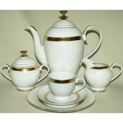 Чайный сервиз «Majestic» на 6 персон 21 предмет