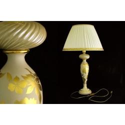 Настольная лампа «Тортильоне», высота 75 см