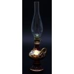 Лампа керосиновая «Лепка красная»