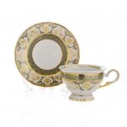 Набор для чая на 6 перс. 12 пред. 160 мл. «Ангелика 814»