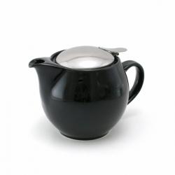 Чайник с ситечком 450мл цвет: Черный