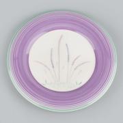 Тарелка 17см «Новая лаванда»
