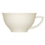 Чашка чайная «Рафинез»; фарфор; 400мл; слон.кость