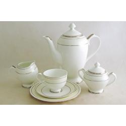 Чайный сервиз «Агата» 23 предмета на 6 персон