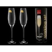 Набор бокалов для шампанского (2шт.) Sparkling set