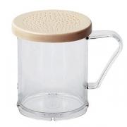 Крышка сменная для соли и перца, поликарбонат, D=80,L=95мм, белый