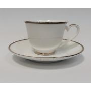 Набор чашек для кофе на 2 персоны «Рояль»