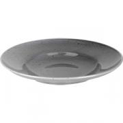 Тарелка для пасты «Лайфстиль» серо-голубой
