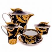 Сервиз чайный «Ванити» на 6 перс. 15 пред.
