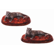 Сувенир «Лежащий тигр»