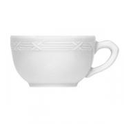 Чашка кофейная «Штутгарт», фарфор, 90мл, белый