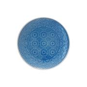 Тарелка обеденная (голубая) Ambiente без инд.упаковки