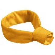 Шарф поварской; полиэстер,хлопок; желт.
