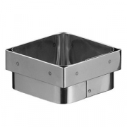Резак «Квадратный саварин»; сталь нерж.; L=58,B=58см