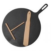 Сковорода для блинов d=32см с лопаткой