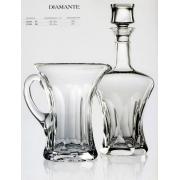 Набор 6 рбмок для водки 100мл «Диамант»
