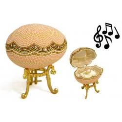 Музыкальная шкатулка «Раковина с жемчугом»