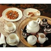Сервиз чайный 17 пр. на 6 персон «White»