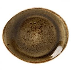 Тарелка пирожк. «Крафт» 15.5см фарфор
