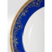 Набор тарелок «Сапфир» на 6 персон 18 предметов
