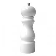 Мельница для перца, бук, H=20см, белый