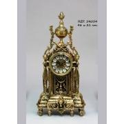 Часы CERVANTES золотой 46х21см