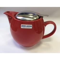 Чайник с ситечком 680мл цвет: Вишня