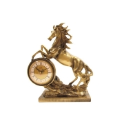 Часы настольные Лошадь