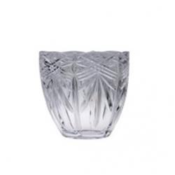 Ваза «TAURUS» 25 см; синяя упаковка; кристалайт