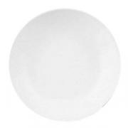Салатник «Тэйст вайт»; фарфор; D=29см; белый