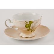 Набор чайный 210 мл. на 6 перс 12 пред. «Алвин бежевый»