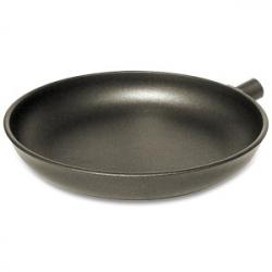 Сковорода без ручки, с антипригарным покрытием, dia 28 см, h 4,5 см, литой алюминий